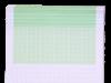 Ordner-Einlagen in GRÜN (250 Stk)